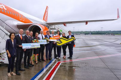 EasyJet Welcome Back