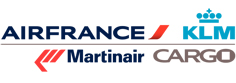 Logo Air France KLM Martinair Cargo